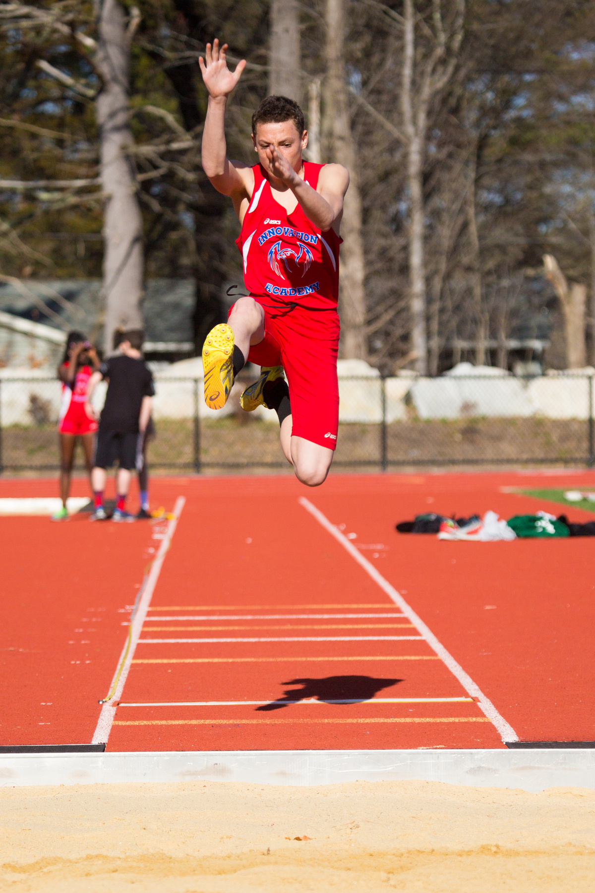 Hs Outdoor Boys Track And Field