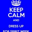 High School Spirit Week!
