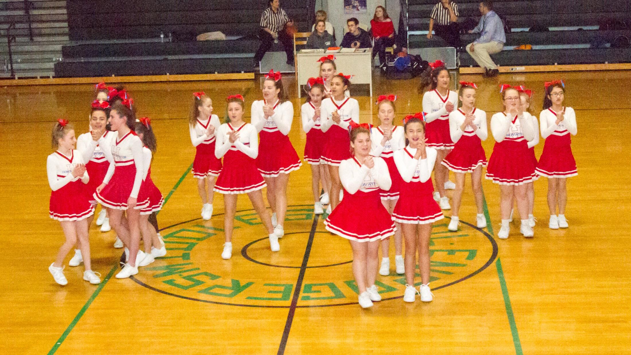 ms cheerleading